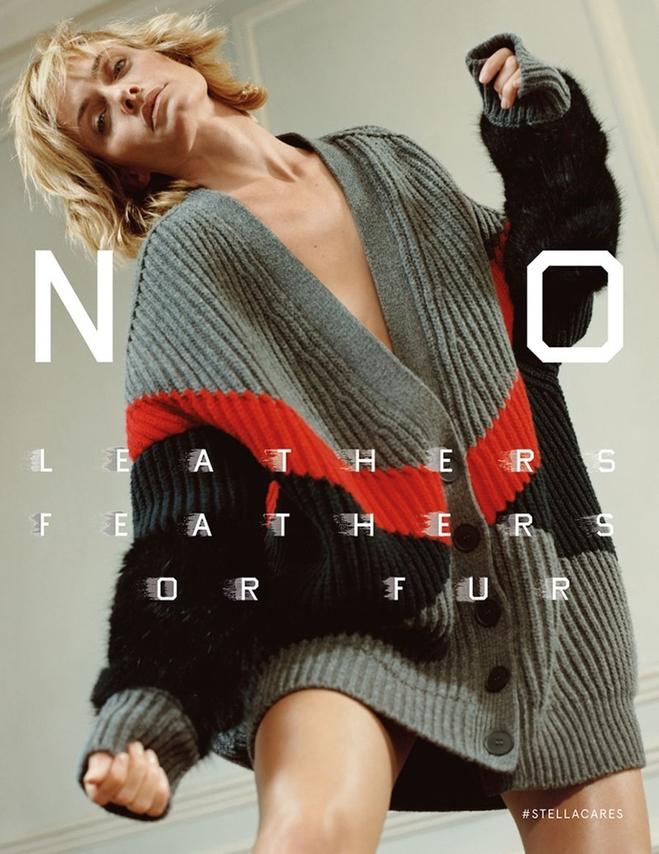 80 Красота без возраста: рекламная кампания Stella McCartney