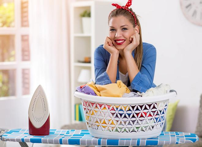 Как почистить утюг: 5 простых советов