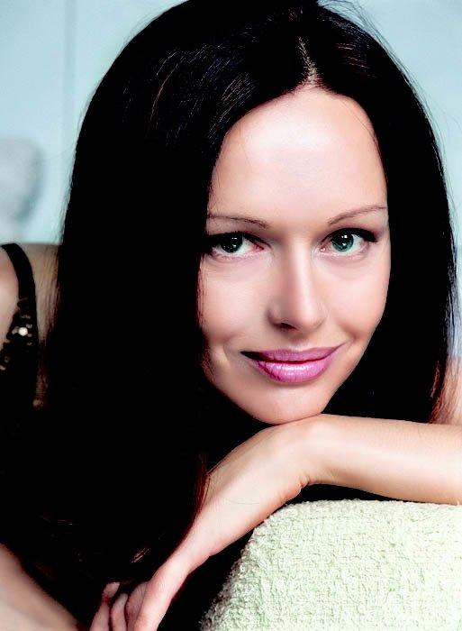 Ирина Безрукова повеселилась с друзьями в Юрмале