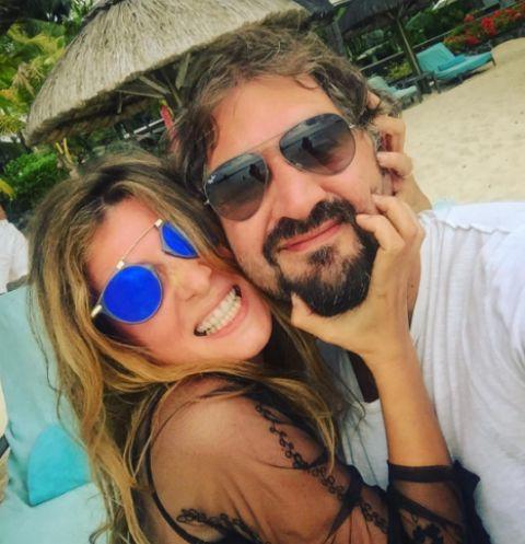 Жанна Бадоева устроила романтические каникулы с любимым