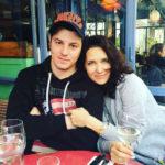 11-месячная дочь Климовой и Месхи обратилась к маме