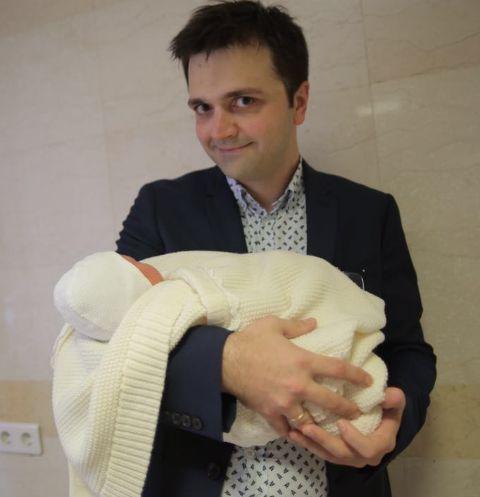 304 Звезда Comedy Club стал отцом во второй раз