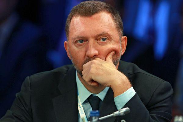 О чём возмущался Олег Дерипаска?