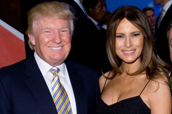 Дональд Трамп и его жёны