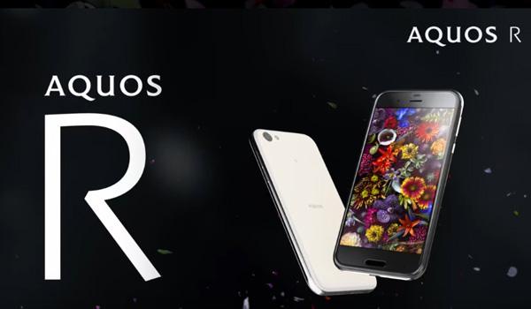 Анонс Sharp Aquos R: потрясающий дисплей, чипсет Snapdragon 835 и «умный» голосовой помощник