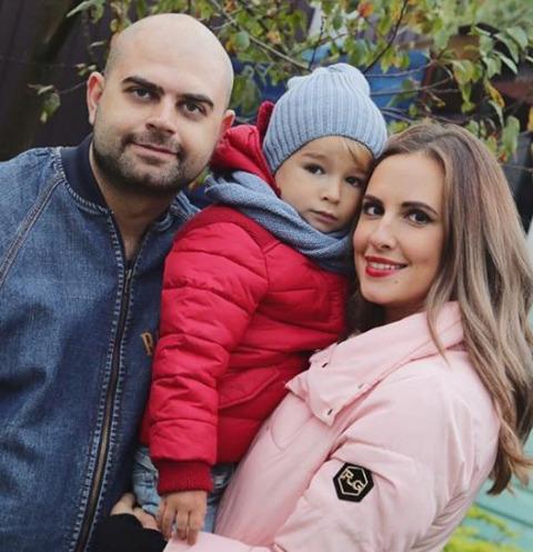 Ольга и Илья Гажиенко устроили сыну фантастический сюрприз