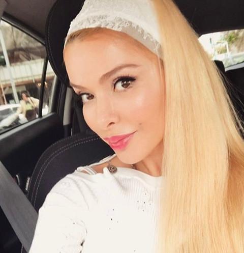 Алена Кравец подверглась яростной критике из-за ребенка