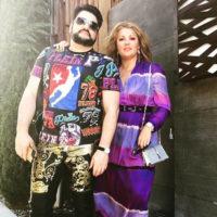 Анна Нетребко и Юсиф Эйвазов поделились новой победой наследника