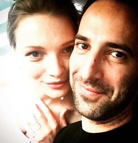 Екатерина Вилкова терпит капризы мужа