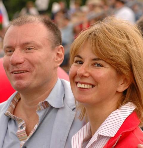 14562 Экс-жена Владимира Потанина требует от него 850 миллиардов