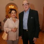 Эммануил Виторган и его супруга вновь станут родителями