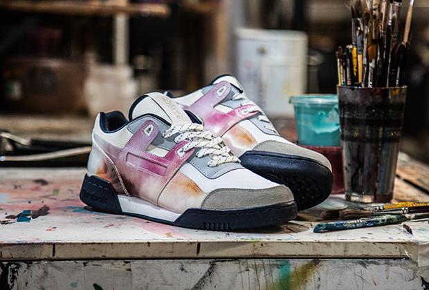 14004 Небогатая молодежь создала дизайн кроссовок для Reebok Classic
