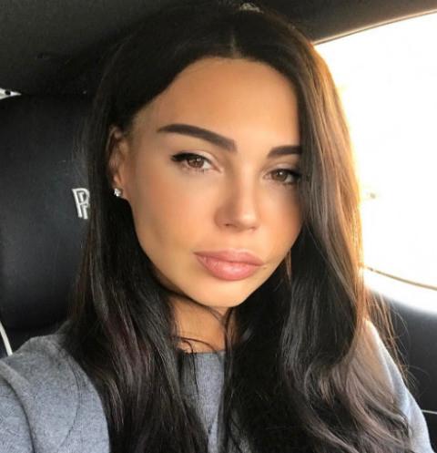 14267 Оксана Самойлова показала плоский живот после родов