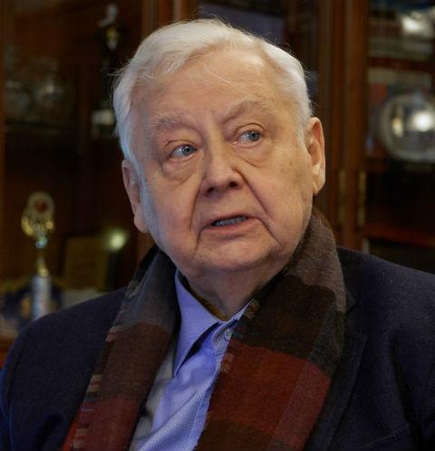 15111 Олег Табаков доверил 677 миллионов ненадежному банку