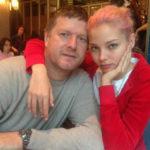 14307 Отец Алеси Кафельниковой воспитывает ее парня