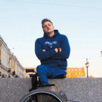Парень, лишившийся ноги, начал новую жизнь и стал популярным блогером