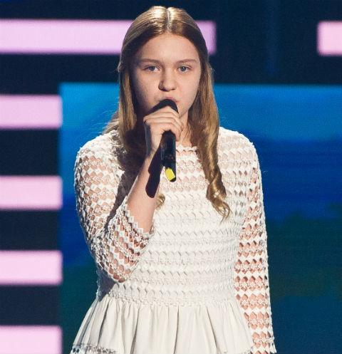 14485 Победительницу шоу «Голос. Дети» Лизу Качурак затравили в родном городе