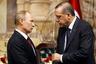 13460 Путин констатировал восстановление отношений с Анкарой