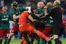 Трое участников драки в финале Кубка России дисквалифицированы на шесть матчей
