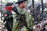 13581 В джунглях Таиланда нашли потерявшуюся партию мигрантов из Мьянмы