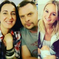 Жена Александра Носика встретилась с соперницей