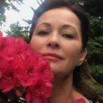 16311 49-летняя Ольга Кабо впечатлила фигурой в белоснежном купальнике