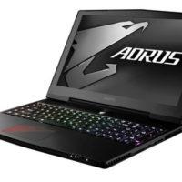 Анонс Aorus X5 MD: компактный игровой ноутбук с графикой GeForce GTX 1080