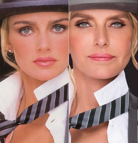 15711 Бывшие модели Playboy снялись для обложек спустя десятки лет