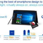 Computex 2017. Asus, HP и Lenovo станут первыми производителями ПК с Windows 10 и Snapdragon 835