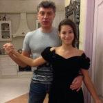 15615 Дина Немцова рассказала, что помогло ей пережить смерть отца