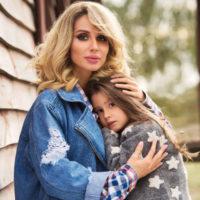 Дочь Светланы Лободы: «Мама говорит, что я толстушка»