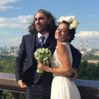 Дочь Владимира Спивакова узаконила отношения с избранником