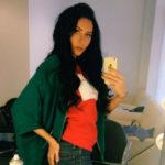 Элина Камирен устроила сексуальную провокацию
