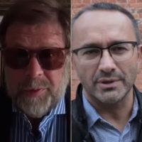 Гребенщиков и Звягинцев поддержали историка, оказавшегося в центре секс-скандала