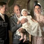 15917 Игорь Крутой крестил внучку. ФОТО
