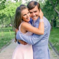 Саша Артемова и Евгений Кузин готовят шикарную свадьбу в Греции