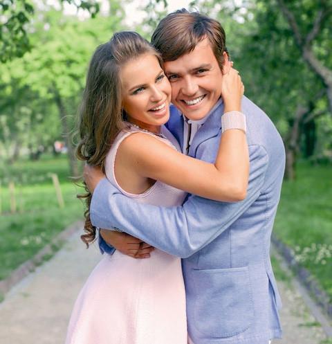 15504 Саша Артемова и Евгений Кузин готовят шикарную свадьбу в Греции
