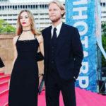 Светлана Устинова и Илья Стюарт закатили пышную свадьбу