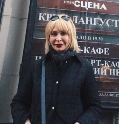15352 Татьяна Васильева сверкнула лысой головой