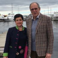 Три большие любви в жизни Эммануила Виторгана