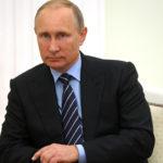 15739 Владимир Путин впервые о внуках и «плохих» днях