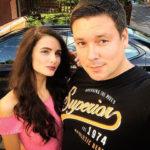 Андрей Чуев познакомил избранницу с бабушкой