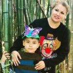 Анна Нетребко выбирает работу для сына