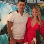 Дарья и Сергей Пынзарь устроили вечеринку в элитном клубе