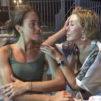 Дочь Любови Успенской показала страсть с новым бойфрендом