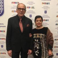 Эммануил Виторган и Ирина Млодик стали жертвами дерзкого ограбления