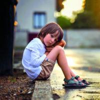 Как не потерять ребенка в толпе