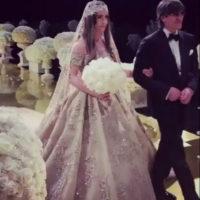 Леди Гага, Басков и Собчак зажгли на шикарной свадьбе в Голливуде