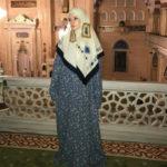 18191 Лиза Пескова сменила откровенные платья на хиджаб