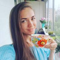 Мария Адоевцева примерила свадебное платье